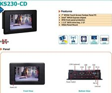 KS230-CD2600P:Atom N2600,W/O RAM & HDD,Projected Capacitive Touch ,F/G SYSTEM Ro