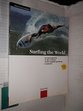 SURFING THE WORLD Maria Grazia Dandini Zanichelli 2008 libro linguistica manuale