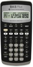 Texas Instruments BA-II Plus Financial Calculator - Official CFA distributor