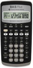 Texas Instruments BA-II Plus Financial Calculator - Official CFA distributor