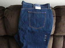 "Basic Editions Men's Jeans Size Big&Tall 46x32 ""NEW"""