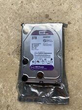 """WD Purple 3TB CCTV/Surveillance 3.5"""" SATA HDD/Hard Drive"""