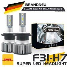 OSRAM 2x H7 10000LM LED Scheinwerfer Kit Abblendlicht Birnen 6000K Weiß VW GOLF