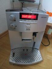 AEG Caffe Grande CG 6600 Silber 10 Tassen Thermoskannenfunktion...