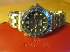 OMEGA SEAMASTER MIDSIZE PROFESSIONAL 300M AUTOMATIC MENS WATCH