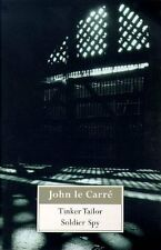 Tinker Tailor Soldier Spy,John Le Carré- 9780340739617