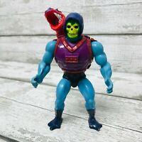 Vintage 1981 Mattel Masters of the Universe Dragon Blaster Skeletor Figure Rare