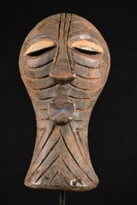 14186 African Old Songye Mask / Mask Dr Congo