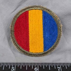 Vintage WWII Korean War Era US Army TRADOC Training Doctrine Command Patch ajd