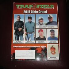 MARCH 2015 Trap & Field Official ATA Magazine Excellent Condition