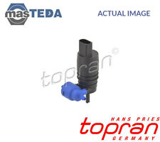 TOPRAN CAR GLASS WASH WASHING PUMP 107 819 P NEW OE REPLACEMENT