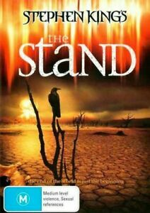 The Stand DVD Mini Series 6 HOURS Stephen King - Gary Sinise