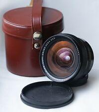 Carl Zeiss Jena FLEKTOGON auto MC f/2.8 20mm Lens M42
