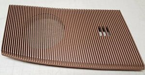 OEM Ford Taurus Instrument Panel Dash Speaker Grille RH Brown E6DZ-18978-A *NEW*