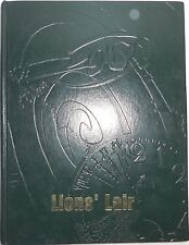 2000 • Lions' Lair • Roselle Catholic High School Yearbook, Roselle, NJ