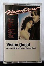 Vision Quest Original Motion Picture Soundtrack (1985 Geffen Cassette Album)