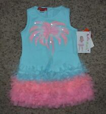 Kate Mack Baby Girls Dress - Size 12 Months - NWT