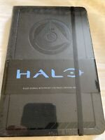 Halo UNSC Hardcover Ruled Journal by Microsoft Bungie New Sealed