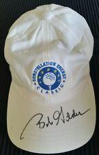 Bob Gilder Signed Golf Cap/ Hat. Constellation Energy Classic.