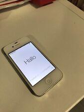 iPhone 4 8GO Blanc