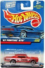 2000 Hot Wheels #226 1967 Pontiac GTO '00 crd Thailand base