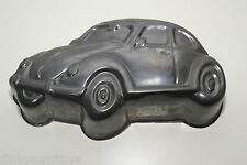 VW VOLKSWAGEN BEETLE KAFER DISH BAKING TRAY METAL EXCELLENT RARE SELTEN