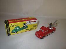 Schuco Piccolo  01302  Magirus  Deutz  Abschleppwagen  (rot)  1:90  OVP !