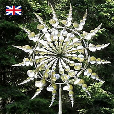 More details for 32cm unique and magical windmill - sculptures move with the wind lawn landscape