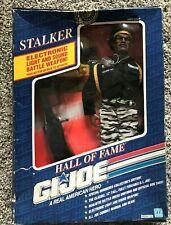 "1991 GI Joe Hall of Fame STALKER 12"" Action Figure Collectors  Edition"