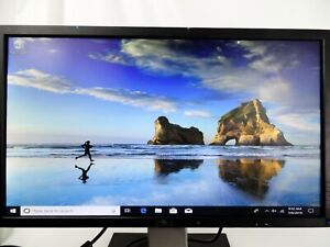 "Dell P2411Hb 24"" Widescreen Monitor Grade C DVI VGA Display Port USB 1920x1080"