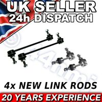 VOLVO S40 V50 C70 2004- FRONT & REAR BAR DROP LINK RODS SWAY BAR x 4