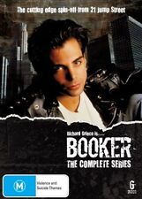 Booker: The Complete Series (DVD, 2008, 6-Disc Set)