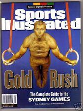 Olympic Gymnastics Sports Illustrated 9/11/00 Mint NL