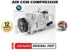 SKODA OCTAVIA 1Z3 2004-2010 NEW ORIGINAL AIR CONDITIONING COMPRESSOR
