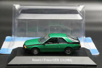 Altaya 1:43 Scale Renault Fuego GTX 2.0 1984 Auto Diecast Models Limited IXO