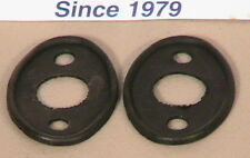 1928 1929 1930 1931 Model A Ford Closed Car Outside Door Handdle Pads. 1 Pair