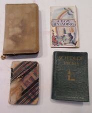 Pocket 1941 New Testament, Schidlof Engels Melrose Abbotsford and Neighbourhood