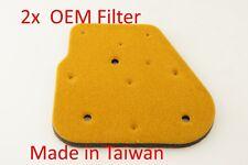 for Dinli T.REX 50 2T 50cc 2T ATV air filter 2x