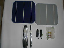 "Cell SOLAR x20 6"". Plate Kit (86watts) Photovoltaic panel Kit. SOLAR Cell.DIY"