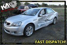 WRECKING / DISMANTLING 2010 WM Caprice V8 6.0L Engine Auto Silver (DOOR) - KLR