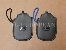 Lexus Genuine GS350 Smart Key Gloves BLUE Stitching 2013-2015 SET OF 2 NEW