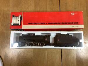 Jouef HO Gauge 8283 SNCF 2-8-0 Class 140C Locomotive depot Verdun sealed box