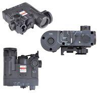 Element Model No. EX328 DBAL eMK II I-Red Flashlight and Aiming Laser Black