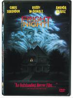 Fright Night [New DVD] Widescreen