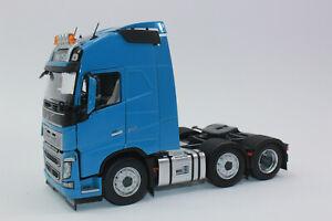 Marge 1811-04 Zugmaschine 3 achs Volvo FH 16 blau   NEU mit OVP ! 1:32 !