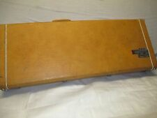 1979 KRAMER DMZ 1000 GUITAR CASE -- made in USA