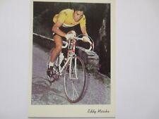 wielerkaart  1969 team faema  eddy merckx  tour