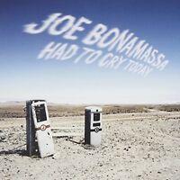 Joe Bonamassa - Had To Cry Today [CD]