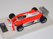 1/18 Looksmart Alfa Romeo 179 Formula 1 from 1980 of Bruno Giacomelli