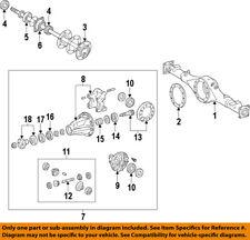 TOYOTA OEM 11-18 Tundra Rear Axle-Bearing Housing 424500C011